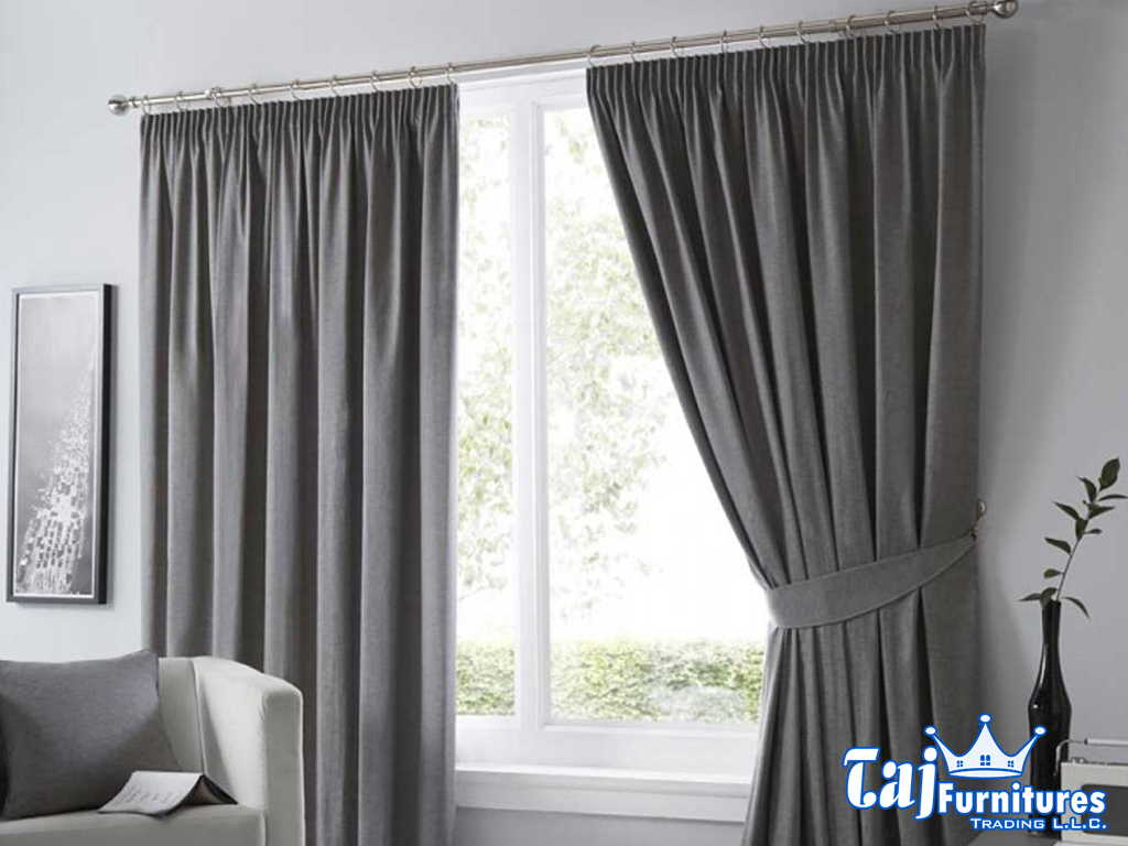 best blackout curtains in uae
