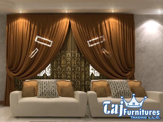Sedar Curtains in Dubai